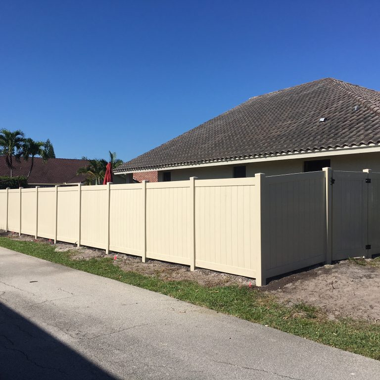 wichita falls texas fencing company